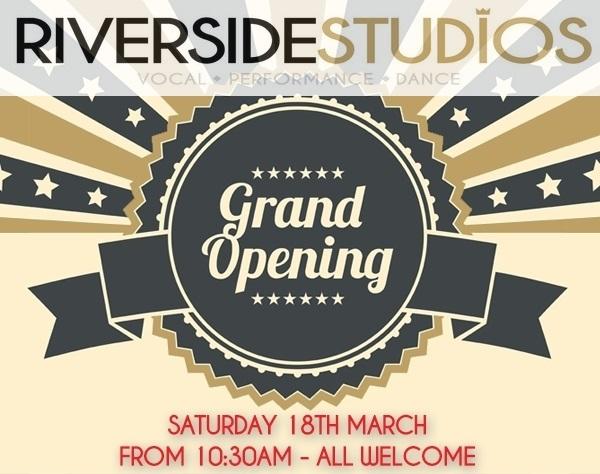 Riverside Studios UK Grand Opening