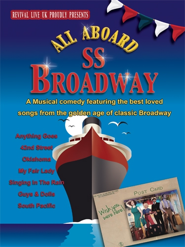 All Aboard SS Broadway