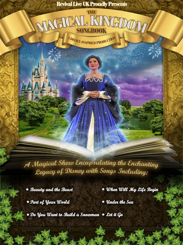 The Magical Kingdom Songbook