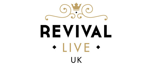 Revival Live Vintage Entertainment Logo