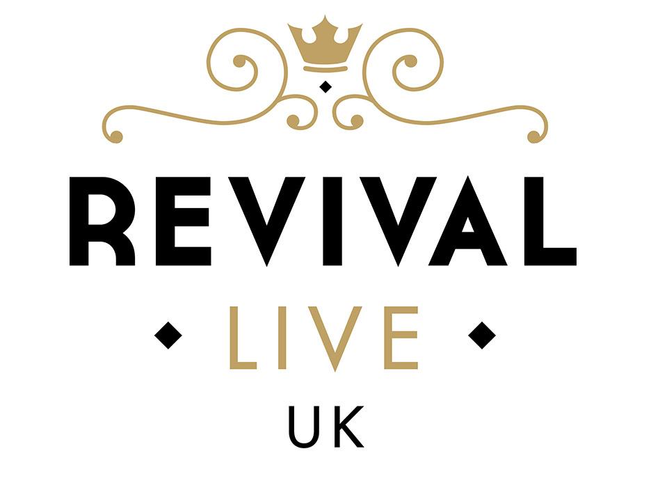 Revival Live Vintage Entertainment Logo